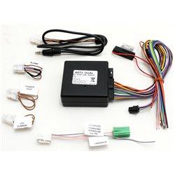 Interfejs adapter do sterowania z kierownicy CAN-BUS/REZYSTANCYJNY do RADIOODTWARZACZY