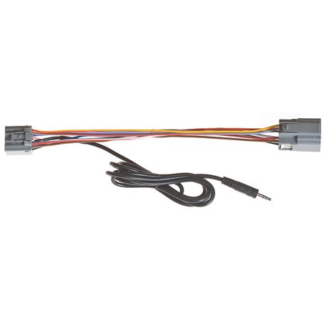ADAPTER AUX-IN JACK 3,5mm STEREO-FORD FIESTA 09- (4747)