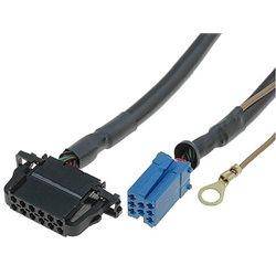 PRZEDŁUŻACZ DO ZMIENIARKI 355 (GRUPA VW)MINI-ISO BLUE-ZM.CD CX-CV1820LH 4,5M