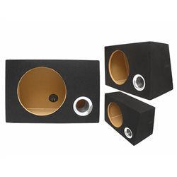 Obudowa na głośnik 30CM KOMPLETNA BAS REFLEX LPX112-2