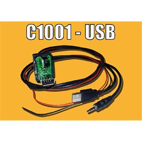 ADAPTER AUX-IN PCB ALFA FIAT LANCIA USB(m)+JACK 3,5mm