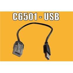 ADAPTER AUX-IN PCB CITROEN-PEUGEOT -USB(m