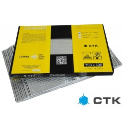 CTK Standard 1.8 Pack /5,25m2 - mata tłumiąca