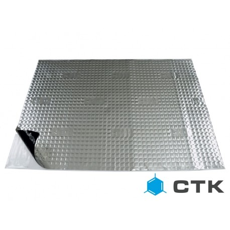CTK Standard 2.5 /1 szt. 50x70cm - mata tłumiąca