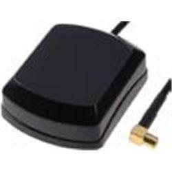 ANTENA GPS WTYK MCX-D(90*-GNIAZDO)- kabel antenowy 500CM