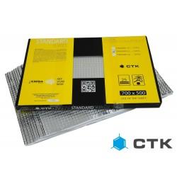 CTK Standard 2.5 Pack /4,20m2 - mata tłumiąca