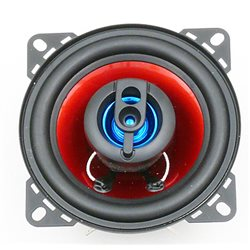 TOP AUDIO TL-1006 100MM 2DR 90W RED/BLUE