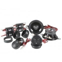 Excursion SX-3C - głośniki samochodowe