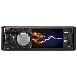 """LENCO CS-440BT BEZ CD/USB+SD+BT+PILOT/EKRAN LCD 3,5"""""""