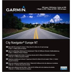 MAPA GARMIN CITY NAVIGATOR EUROPE NT DVD (020-00032-25)