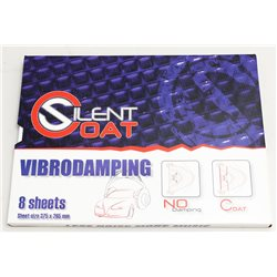 MATA SILENT COAT SHOP PACK 2mm/375x265mm (OP. 8 MAT-0,8m2) SC-M2-08