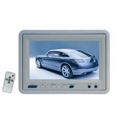 """monitor 6,5"""" HR6577 HD SZARY zagłówkowy"""
