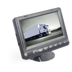 """monitor 7"""" TRUCK do kamery cofania kolor metalowy przegub (3162-1439)"""