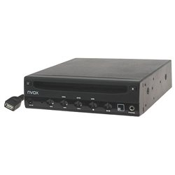 ODTWARZACZ SAMOCHODOWY DVD NVOX. DV414U USB 3/4 DIN