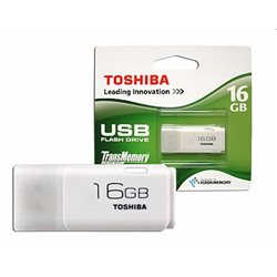 PENDRIVE 16GB USB 2.0 TOSHIBA HAYABUSA ND52