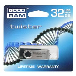 PENDRIVE 32GB USB 2.0 GOODRAM TWISTER ND111