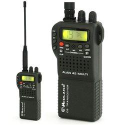 RADIO CB MIDLAND ALAN 42 MULTI AM/FM RĘCZNY
