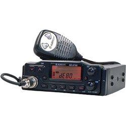 RADIO CB ALBRECHT AE-6790 MULTI AM/FM (ODŁĄCZANY PANEL)