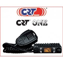 RADIO CB CRT ONE AM/FM ASC MULTI
