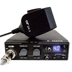 RADIO CB CRT S MINI AM/FM ASC MULTI