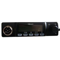 RADIO CB YOSAN CB-100 AM/FM (odłączany panel)