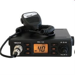 RADIO CB YOSAN PRO-120 AM/FM