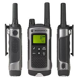 RADIO PMR MOTOROLA TLKR T80 ZESTAW (2SZT+ŁAD+ACCU)