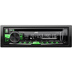 JVC KD-R469 CD+USB+AUX RED/GREEN SWITCHABLE /bleutooth ready/