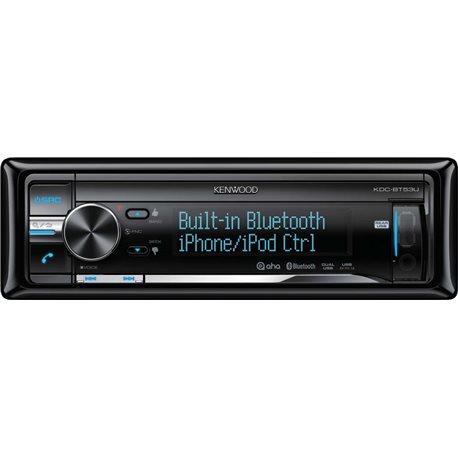 KENWOOD KDC-BT53U CD+2 USB+BT+AUX+ VARIO COLOR