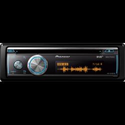 PIONEER DEH-X8700DAB CD+USB+BT PARROT+MIXTRAX+VARIO