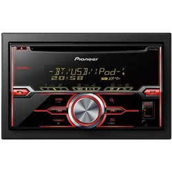 PIONEER FH-X730BT 2-DIN CD+USB+BT IPHONE IPOD MIXTRAX VARIO COLOR