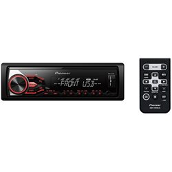 PIONEER MVH-181UB BEZ CD/USB RED +PILOT