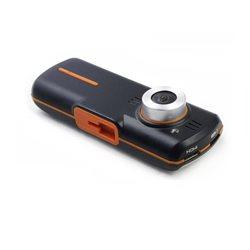 REJESTRATOR VIDEO SAMOCHODOWY DVR1100DU podwójny + druga kamera zapis na karcie SD max 32GB
