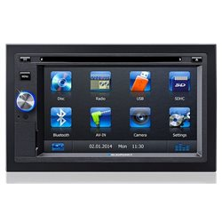 "BLAUPUNKT SAN DIEGO 530 WORLD 6 2"" CD+DVD+USB+SD+BT"