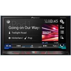 "PIONEER AVH-X8800BT 2-DIN 7"" CD+DVD+BT+MITRAX+MIRRORLINK+HDMI"