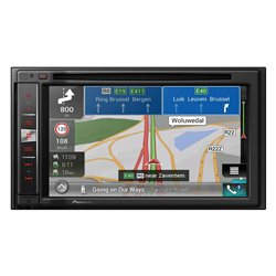 "PIONEER AVIC-F980BT 2-DIN 6 2"" CD+DVD+USB+BT"