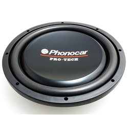 PHONOCAR 2649 300MM 600/250W extra-flat PRO-TECH