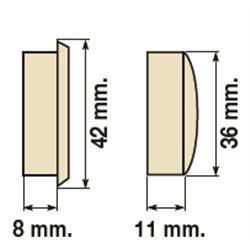 PHONOCAR 2421 36/11mm 350W HI-TECH