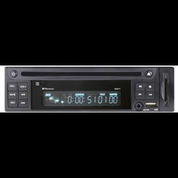 VM071 ODTWARZACZ DVD (1-DIN) USB+SD+PILOT+IR (12/24V) PHONOCAR