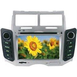 "VM084 STACJA MULTIMEDIALNA +NAVI PHONOCAR TOYOTA 7"" 2-DIN +DVD+NAV+BT BEZ MAPY 2013"