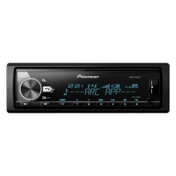 PIONEER MVH-X580BT USB+BT+MIXTRAX+MULTICOLOR