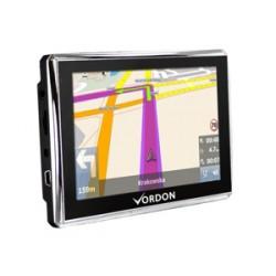 """VORDON 5"""" NAWIGACJA GPS AV Input"""