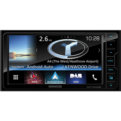 Kenwood DNX-716WDABS Android
