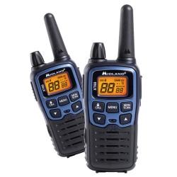 RADIO PMR MIDLAND XT-60 ZESTAW (2xSZT+2xACU+2xKLIPS+LAD.ST) C1179