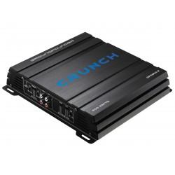 Crunch GPX600.2 - wzmacniacz dwukanałowy, moc RMS 2x80 Wat przy 4 Ohm
