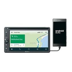SONY XAV-AX200 radioodtwarzacz 2-DIN DVD Bluetooth