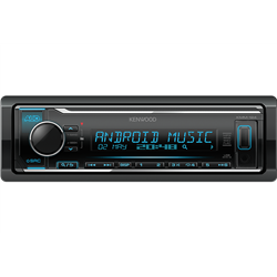 Kenwood KMM-124 Radioodtwarzacz 1DIN USB/MP3
