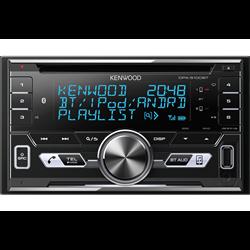 KENWOOD DPX-5100BT 2-DIN USB BLUETOOTH VARIO COLOR