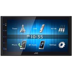 JVC KW-M24BT Radioodtwarzacz 2Din z wyświetlaczem LCD 6,8cala