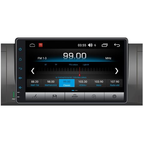American Legend AMC-939 Stacja Multimedialna BMW E-39 ANDROID 6